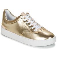 Chaussures Femme Baskets basses André VIORNE Doré
