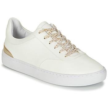 Chaussures Femme Baskets basses André VIORNE Blanc