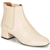 Chaussures Femme Boots André ECLAIRCIE Blanc