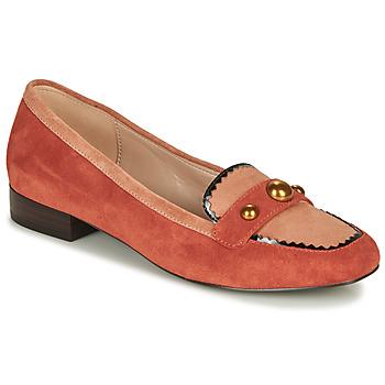Chaussures Femme Mocassins André L ACROBATE Rose