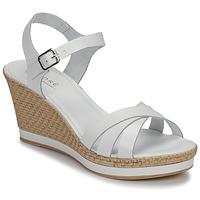 Chaussures Femme Sandales et Nu-pieds André MYRIAM Blanc