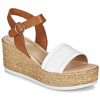 Chaussures Femme Sandales et Nu-pieds André BALADINA Blanc