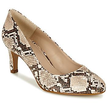 Chaussures Femme Escarpins André POMARA 2 Beige