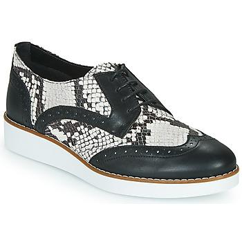 Chaussures Femme Derbies André CAROU Beige
