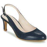 Chaussures Femme Escarpins André POMARETTE Marine