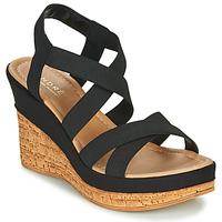 Chaussures Femme Sandales et Nu-pieds André BEE Noir