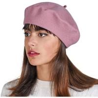 Accessoires textile Femme Bonnets Sacaly Béret Yva vieux-rose