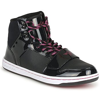 Chaussures Femme Baskets montantes Creative Recreation W CESARIO Noir