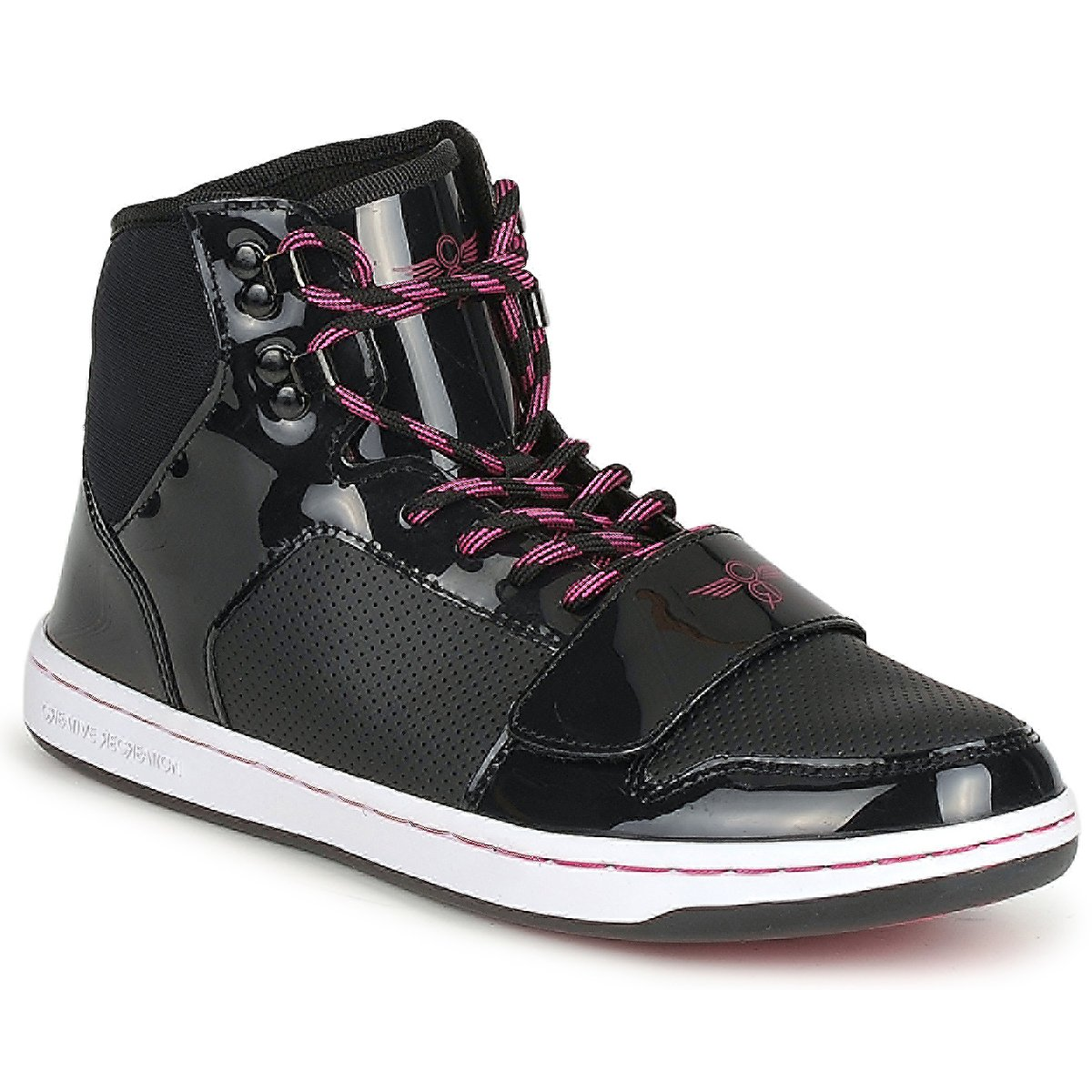 Basket montante Creative Recreation W CESARIO Noir