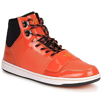 Chaussures Femme Baskets montantes Creative Recreation W CESARIO Orange
