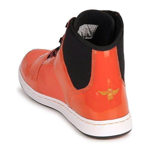 Baskets Orange Montantes Recreation Cesario Creative Femme Chaussures W rdBtQxsCho