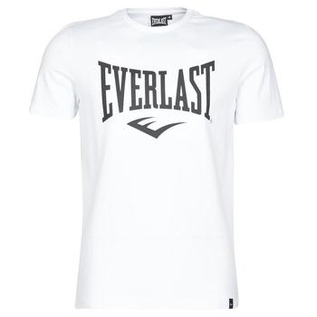 Vêtements Homme T-shirts manches courtes Everlast BASIC TEE-RUSSEL Blanc