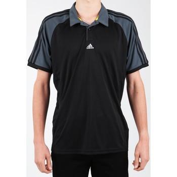 Vêtements Homme Polos manches courtes adidas Originals Adidas Polo Shirt Z21226-365 czarny, szary