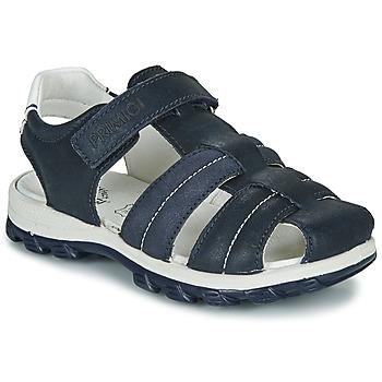 Chaussures Garçon Sandales et Nu-pieds Primigi 5391211 Marine