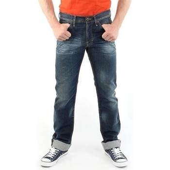 Vêtements Homme Jeans droit Guess Ventura M14078D0EL0-SPTY granatowy