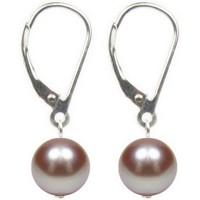 Montres & Bijoux Femme Boucles d'oreilles Blue Pearls BPS 0310 Y Multicolore