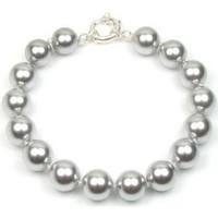 Montres & Bijoux Femme Bracelets Blue Pearls BPS 0325 Y Multicolore
