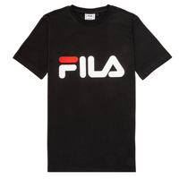 Vêtements Enfant T-shirts manches courtes Fila FREDERIK Noir