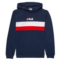 Vêtements Enfant Sweats Fila FLORINAE Marine / Rouge