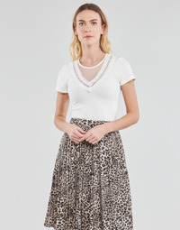 Vêtements Femme Tops / Blouses Moony Mood DURINO Blanc