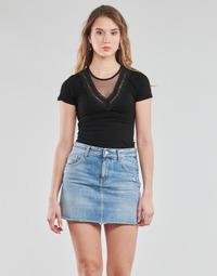 Vêtements Femme Tops / Blouses Moony Mood DALINA Noir