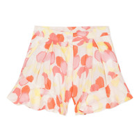 Vêtements Fille Shorts / Bermudas Lili Gaufrette LORIA Multicolore