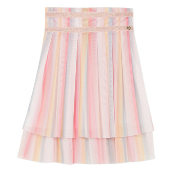 Vêtements Fille Jupes Lili Gaufrette BENIENE Multicolore