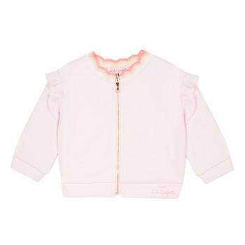 Vêtements Fille Vestes / Blazers Lili Gaufrette KALINIO Rose