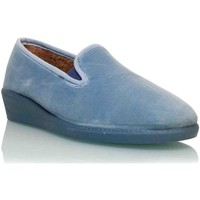 Chaussures Femme Chaussons Calsán 412 Azul