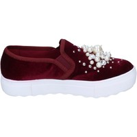 Chaussures Femme Slip ons Fornarina BP163 bordeaux