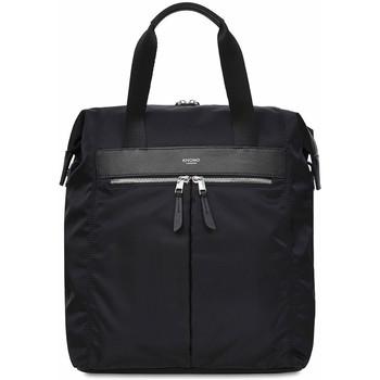 Sacs Femme Sacs à dos Knomo Mini Chiltern Tote Backpack 13 pouces Noir