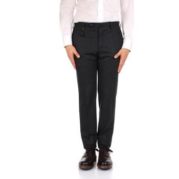 Vêtements Homme Pantalons de costume Incotex 1AT091 1721T Gris