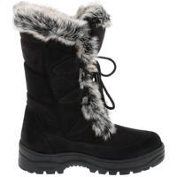 Chaussures Femme Bottes de neige Alpes Vertigo Tapiro noir apres ski l Noir