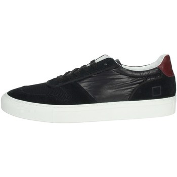 Chaussures Homme Baskets basses Date E20-175 Noir