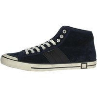 Chaussures Homme Baskets montantes Date E20-126 Bleu