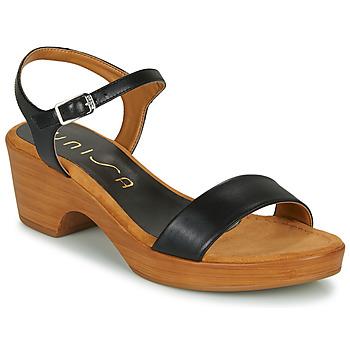 Chaussures Femme Le chino, un must have Unisa IRITA Noir