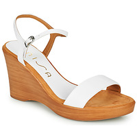 Chaussures Femme Le chino, un must have Unisa RITA Blanc