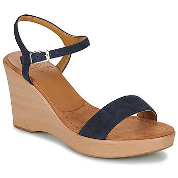 Chaussures Femme Le chino, un must have Unisa RITA Marine