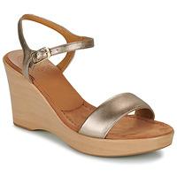 Chaussures Femme Sandales et Nu-pieds Unisa RITA Argenté
