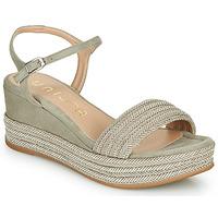 Chaussures Femme Sandales et Nu-pieds Unisa KATIA Nude