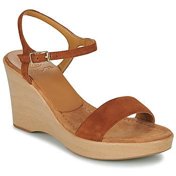 Chaussures Femme Le chino, un must have Unisa RITA Marron