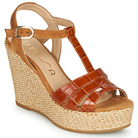 Chaussures Femme Le chino, un must have Unisa MACA Camel