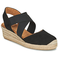 Chaussures Femme Sandales et Nu-pieds Unisa CELE Noir