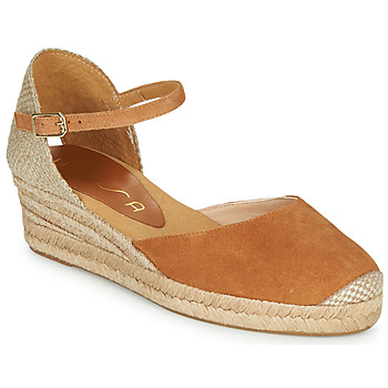 Chaussures Femme Le chino, un must have Unisa CISCA Camel