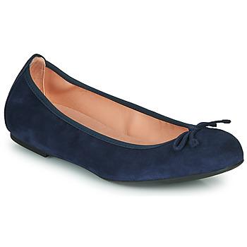 Chaussures Femme Ballerines / babies Unisa ACOR Marine