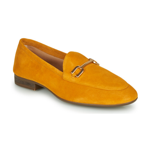 Chaussures Femme Mocassins Unisa DALCY Moutarde