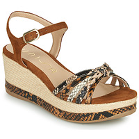 Chaussures Femme Le chino, un must have Unisa KIO Camel