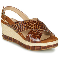 Chaussures Femme Le chino, un must have Unisa KASTRO Camel