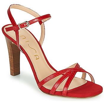 Chaussures Femme Le chino, un must have Unisa SANTA Rouge