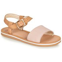 Chaussures Fille Sandales et Nu-pieds Clarks SKYLARKHOPE K Rose